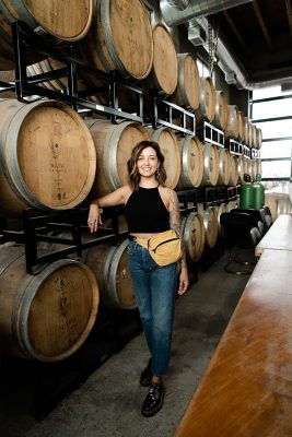 Brittany Watts has been working hospitality for nearly 17 years. Currently, she's with the T.F. Brewing family.