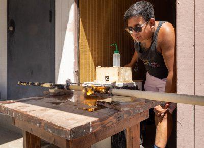 Sergio Hernadez' creative process. (5 of 12)
