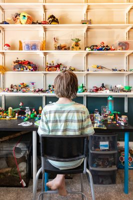 """""""A 3D printer is a machine you can use to make objects, but [a pen] is artistic and crafty because you're the one doing the artwork instead of telling the machine what to do,"""" says Max Moore of Max Crafts."""