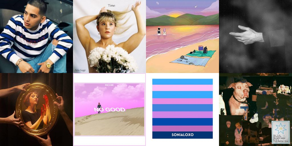 Local Music Singles Roundup: August 2021