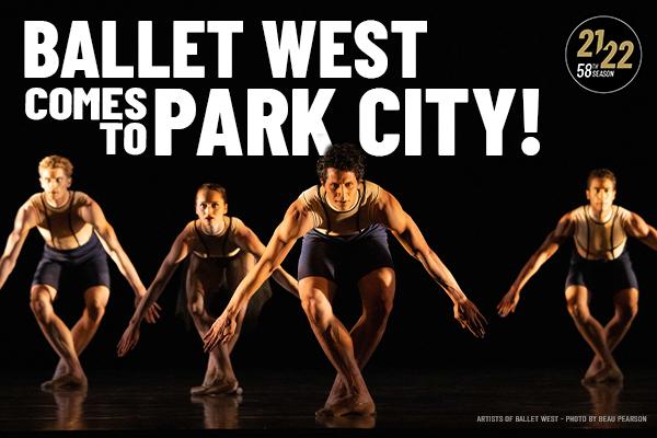 Ballet West Comes to Park City