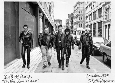 Rebel Dykes follows a breakaway squad of young lesbians as they champion sexual freedom from the iron grip of a Thatcher-gagged London.