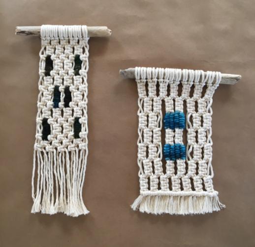Craft Lake City Workshop: Macraweave with Marti Woolford