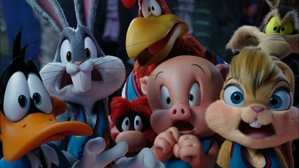 Film Review: Space Jam: A New Legacy