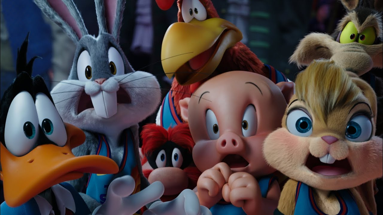 Space Jam: A New Legacy is a loud, frenetic mess, but as a family night out, it's almost adequate on a certain level.