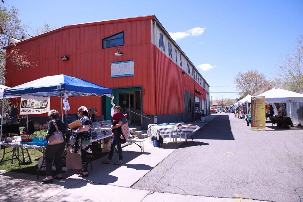Sugar Space Performance Cafe + Community Market