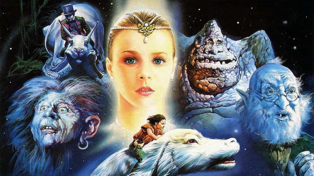 Union Drive-In: THE NEVERENDING STORY