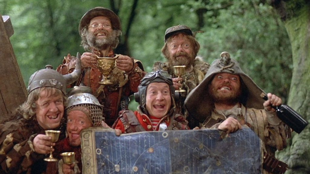 Union Drive-In: TIME BANDITS