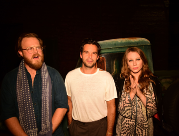 The Lone Bellow: Backyard Show