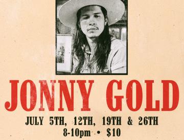Jonny Gold