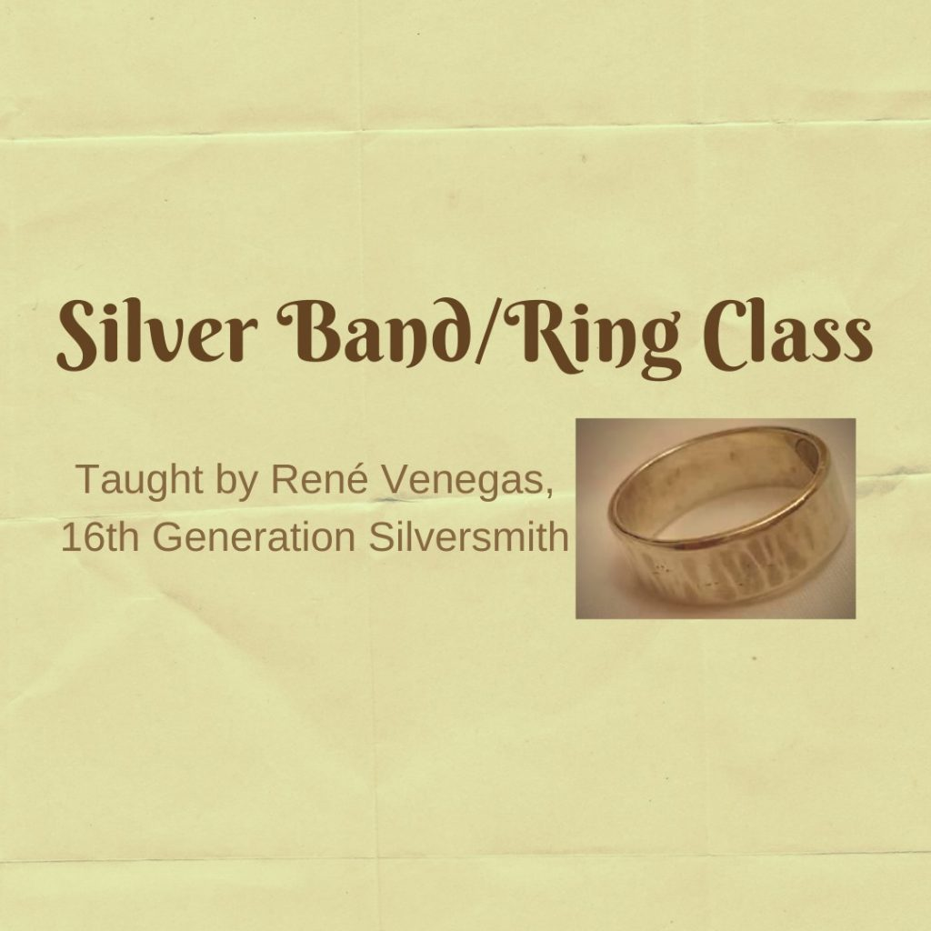 Silver Band/Ring