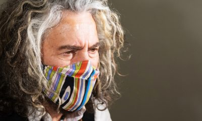 Wayne Coyne, lead singer of The Flaming Lips, created and curated the exhibit to produce a visual component for the story of The King's Mouth.