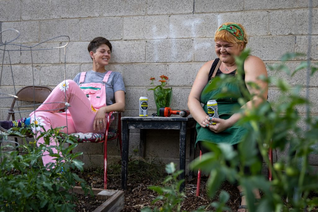 """""""The community sees how we are always learning and that reflects on them,"""" Nico Dicou of Lincoln Street Farm says."""