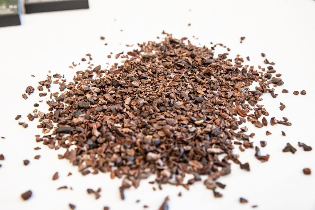 Amano Artisan Chocolate sources hard-to-get ingredients for their chocolate, making their product genuinely special.