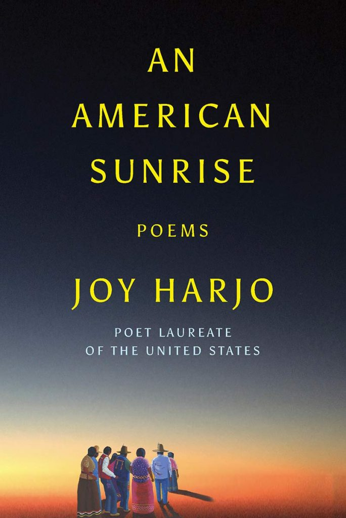 """Book Discussion of Joy Harjo's """"An American Sunrise"""""""