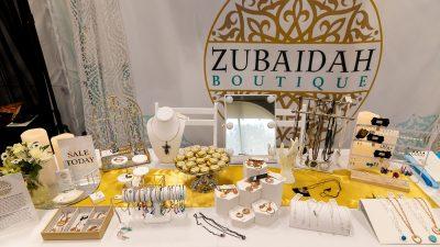 The Zubaidah Boutique looking incredible as always.