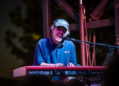 Ritt Momney performs at the SLUG Mag Stage.