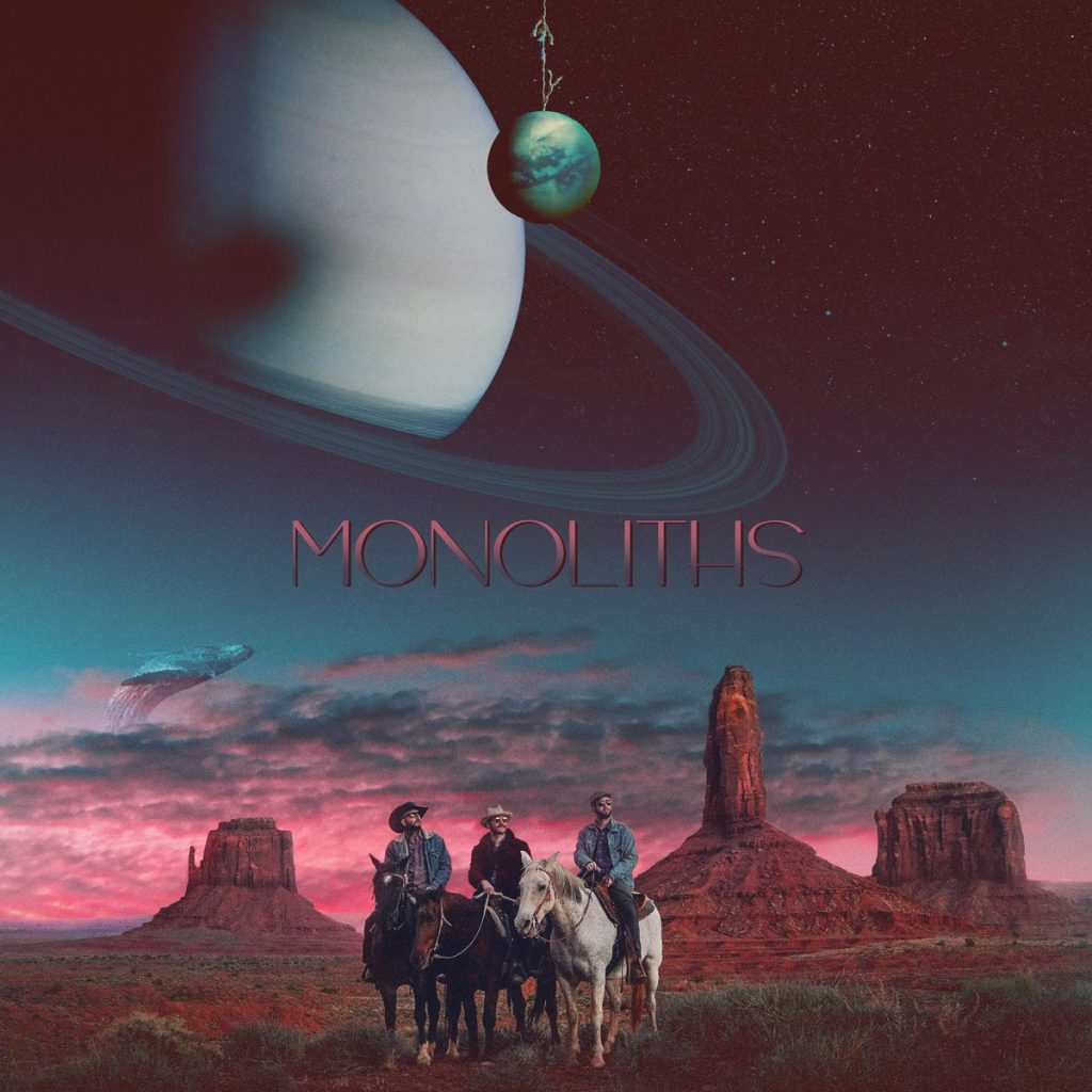 Local Review: Crook & The Bluff – MONOLITHS