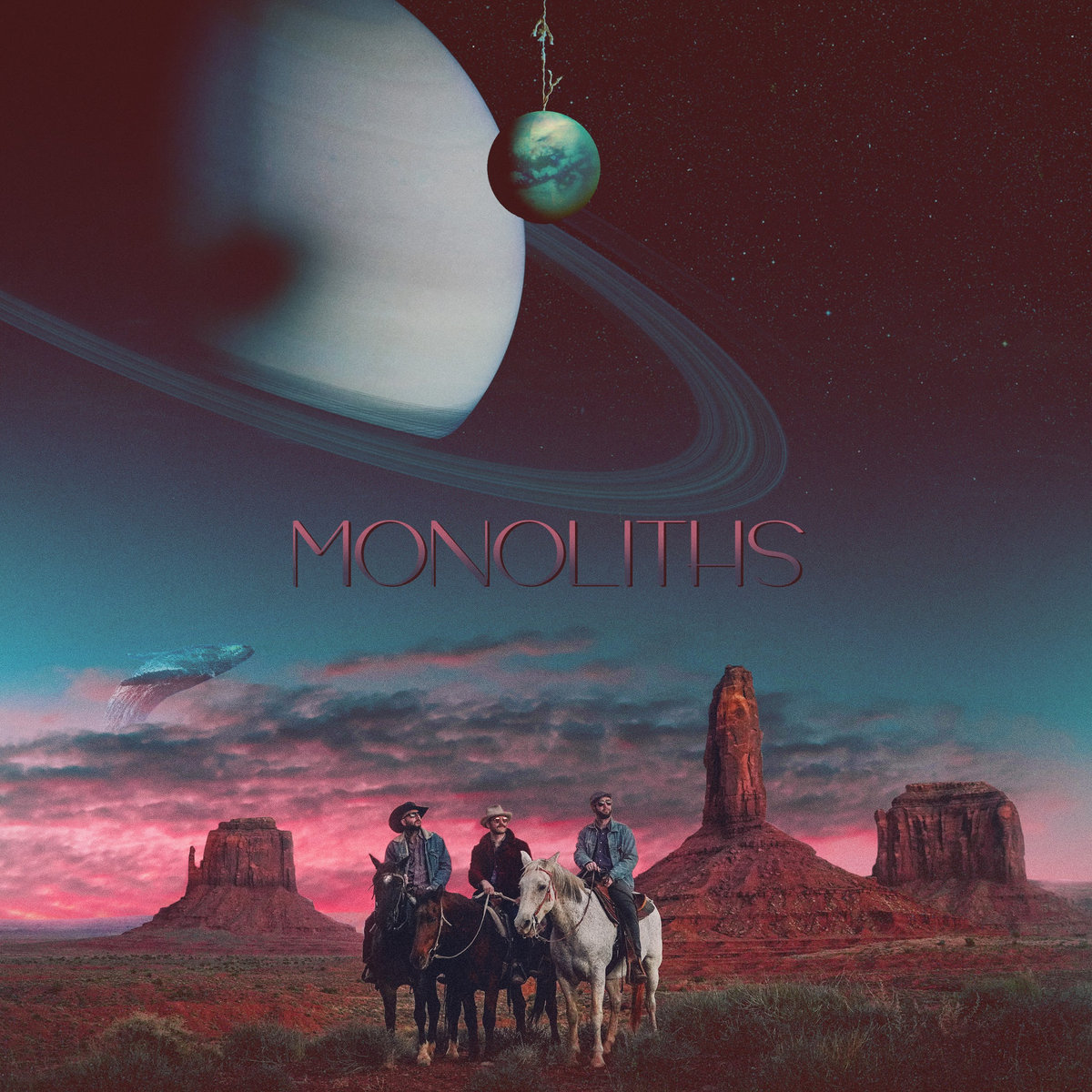 Crook & The Bluff | MONOLITHS | Self Released