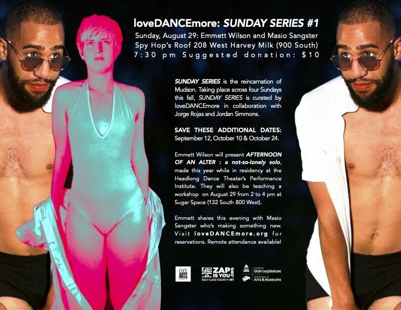 loveDANCEmore Summer Series #1