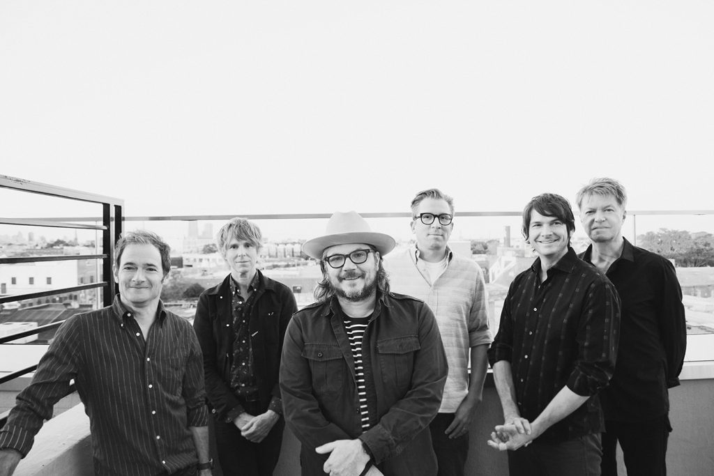 Wilco and Sleater-Kinney @ Red Butte Garden 08.08 w/ NNAMDï