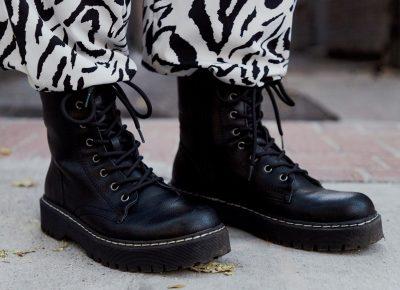 Yadel Huest footwear (1/3)