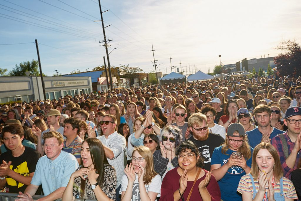 """The Second Annual Kilby Block Party Is a """"Return to Music"""""""
