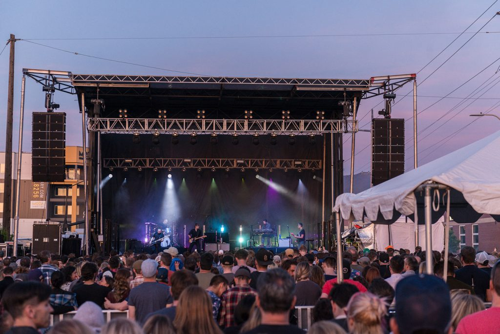 The second Kilby Block Party will be a celebration of the return of live music.