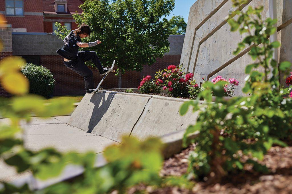 Skate Photo Feature: Matt Bergmann