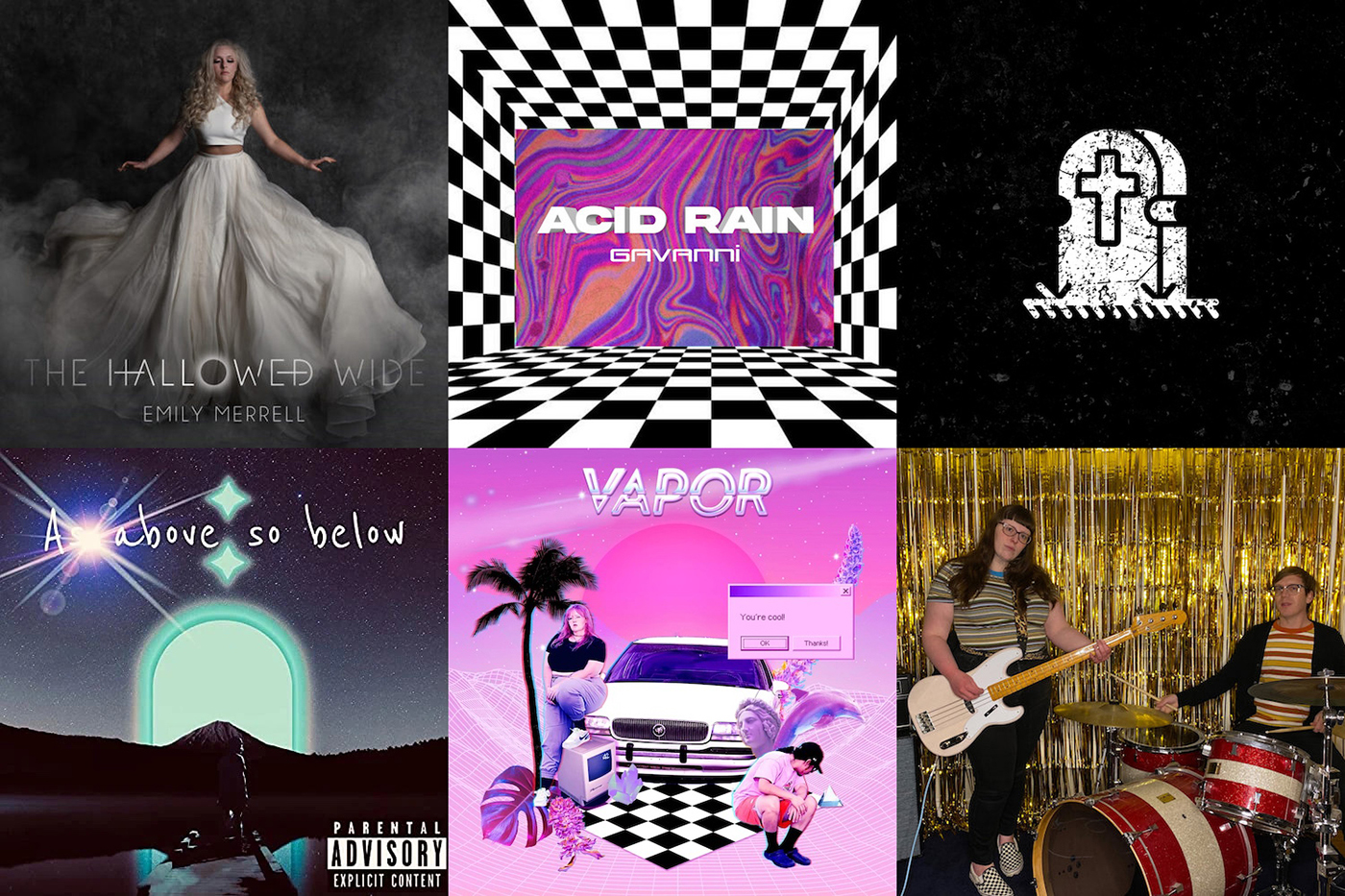 """SLUG is here with the power of the """"Local Music Singles Roundup."""" These songs are perfect for getting those finishing touches on your costume."""