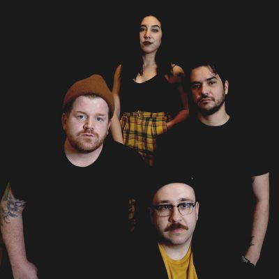 Within a year-and-a-half hiatus, City Ghost's sound began to expel a heavier, more angst-ridden energy that was missing from their previous work.