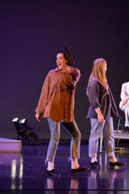 """""""They Reminisce is a fine balance of dance performance and narrative play that features a crew of dancers named SCR who are trying make a name for themselves in the world of hip-hop."""" (1 of 3)"""