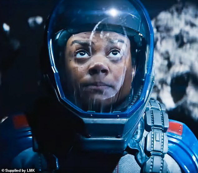 It doesn't take a psychohistorian to foresee a bright future ahead for Leah Harvey, who stars as Salvor Hardin in sci-fi series Foundation.