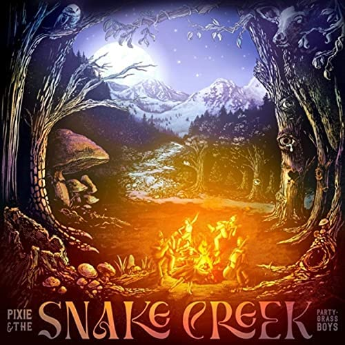 Local Review: Pixie And The Partygrass Boys – Snake Creek