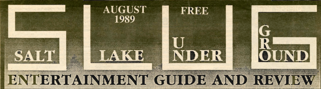 Record Reviews: August 1989