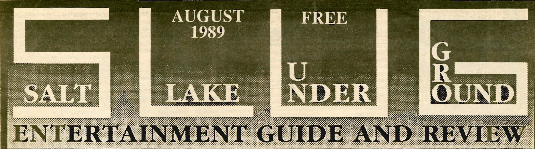 August 1989 Record Reviews featuring Bad Yodelers, Better Way, Truce and The Stench. Don't miss out on some classics!