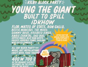 KILBY BLOCK PARTY