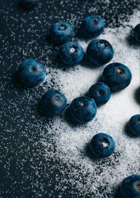 Starting with fresh blueberries will lead to an exciting flavor transformation.