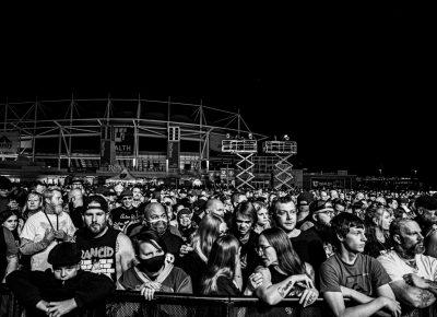 Sandy, Utah's biggest punk show this year.