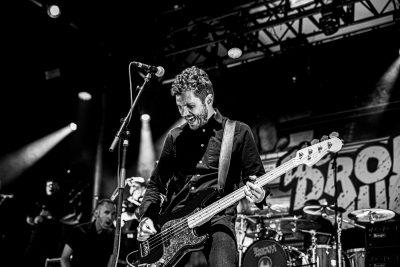 Kevin Rheault on bass.