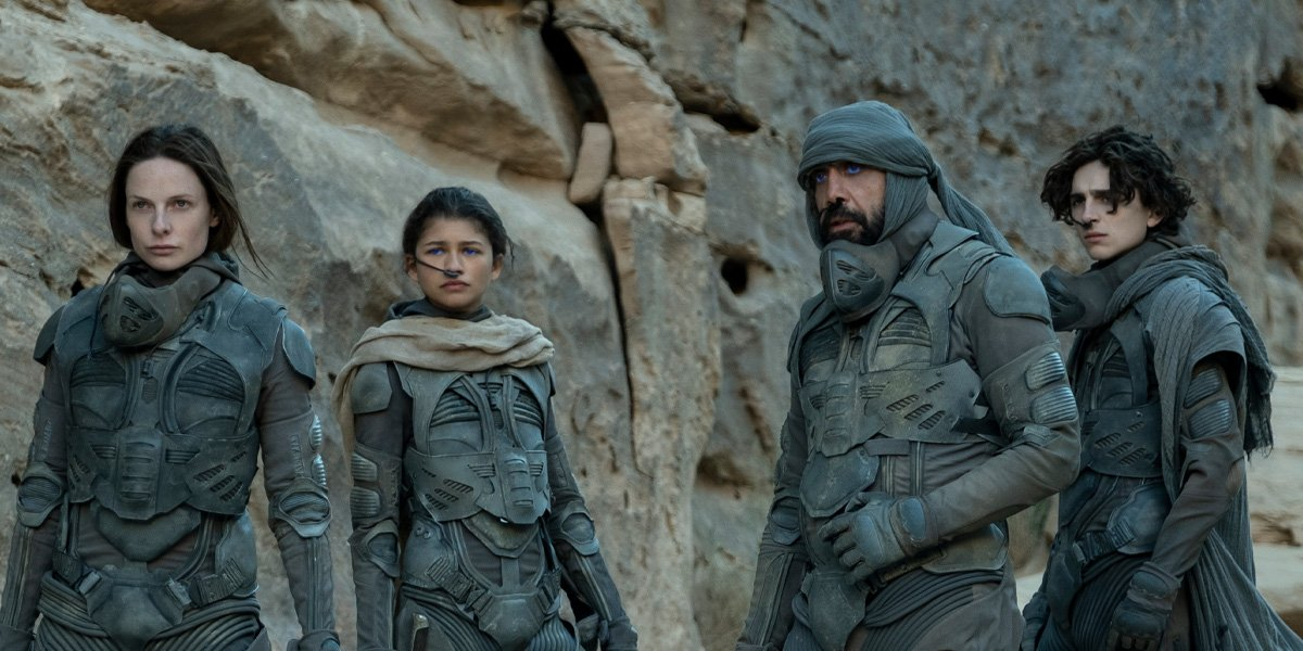Is Denis Villenueve's epic adaptation of the seminal science fiction novel, Dune the predestined box office savior that has been prophesied?