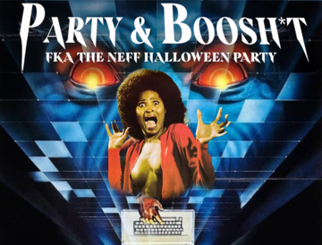 PARTY & BOOSH*T HALLOWEEN PARTY with: Matty Mo, Flash & Flare, Bo York