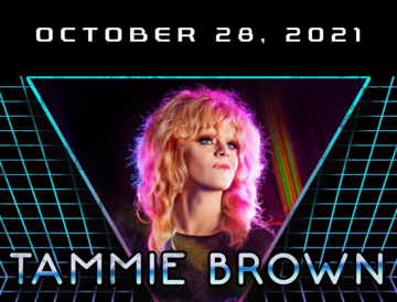 """TAMMIE BROWN PERFORMS """"SCHUBERT"""" *SEATED EVENT*"""