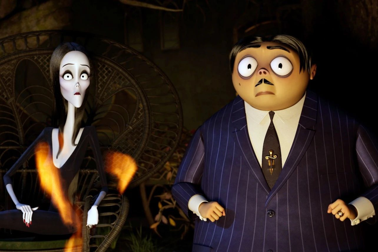 The Addams Family 2 snaps along with a certain degree of rhythm and has just enough of a sense of morbid fun to be surprisingly watchable.