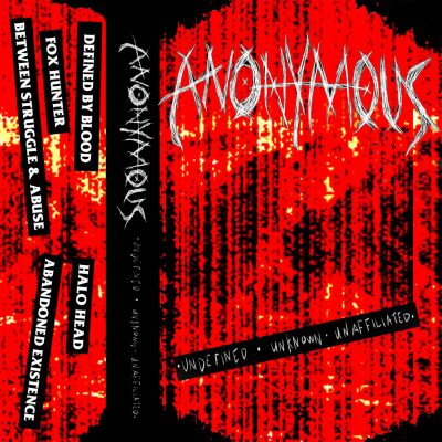 Local Review: Anonymous – Undefined Unknown Unaffiliated